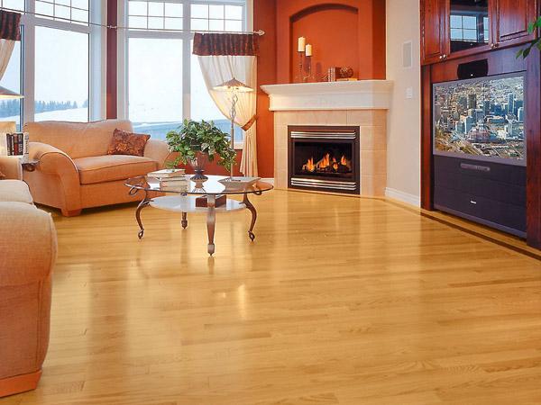 Instalaci n de tarima flotante de exterior y suelos de madera - Salones con tarima flotante ...