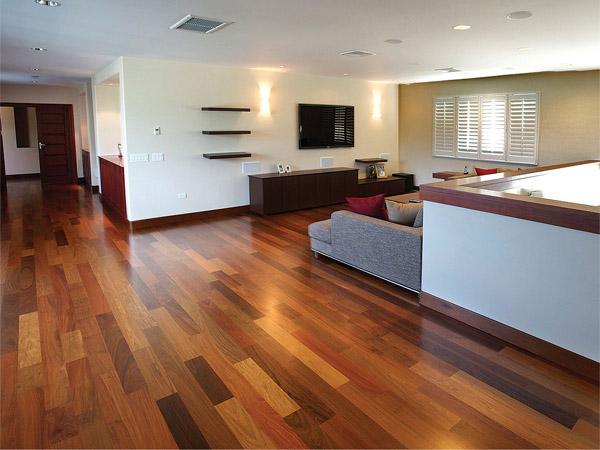 Instalaci n de suelos de parquet y tarima interior maciza - Tarima madera interior ...